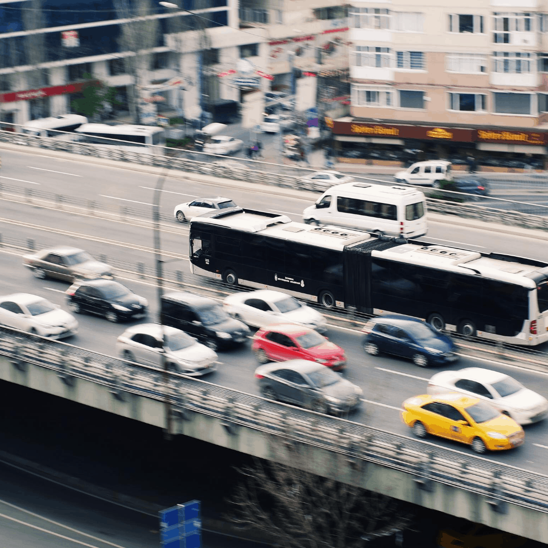 תחבורה על גשר
